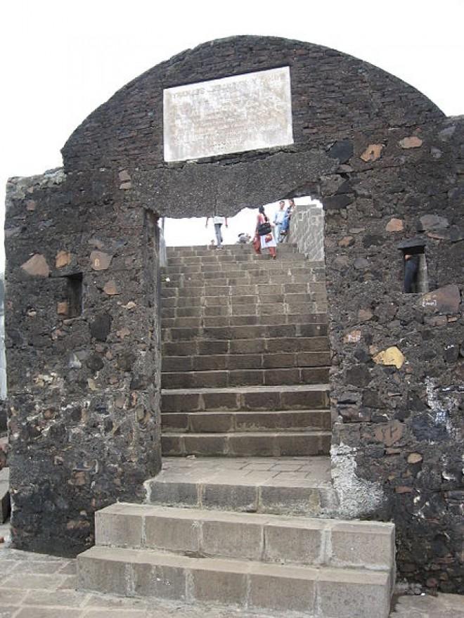 Bandra in 1640, India