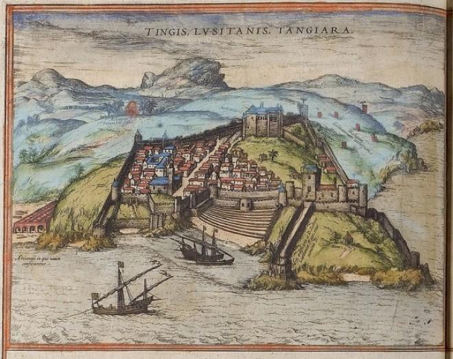 Tânger, 1570