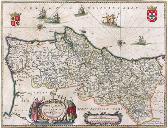 Portugal and Algarve