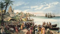 Vasco da Gama, Arrival in India 1498