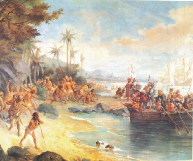 Brazil, 1500