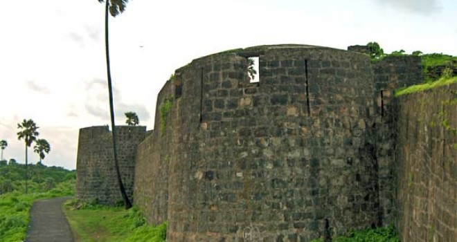 Madh Fort, India