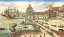 Lisbon Downtown, Before The Earthquake 1755