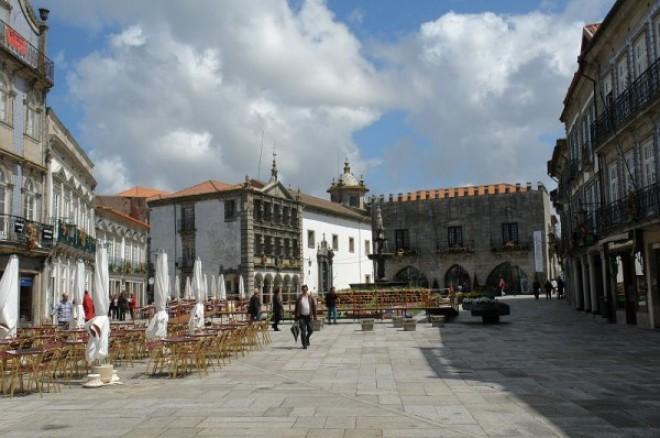 Center of Viana do Castelo