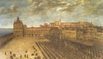 Terreiro do Paço, Lisbon before the Earthquake 1755