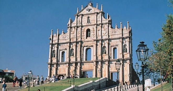 Macau, Sao Paulo Cathedral