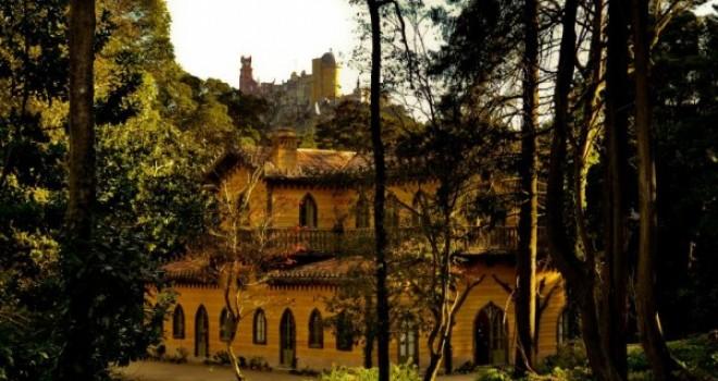 Chalet Condessa d`Edla, Sintra